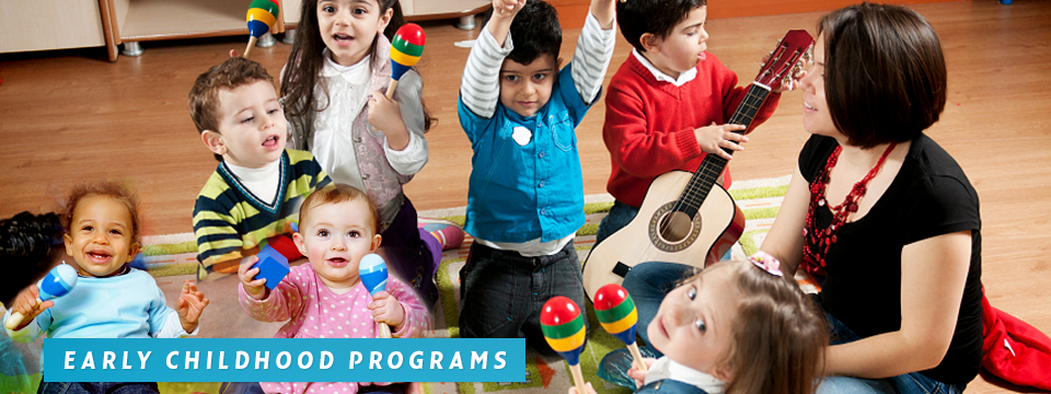Early Childhood Programs